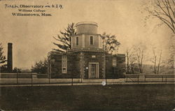 Observatory, Williams College