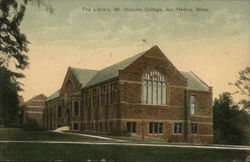 Mt. Holyoke College - The Library