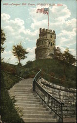 Prospect Hill Tower Postcard