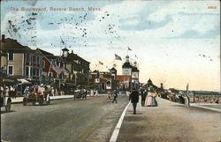 The Boulevard, Revere Beach