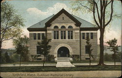 Dickinson Memorial Library