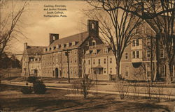 Smith College - Cushing, Emerson and Jordan Houses