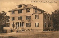 Smith College - Owls Nest