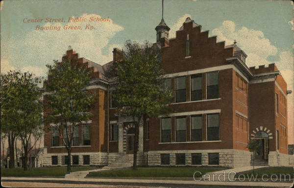 Center Street Public School Bowling Green Kentucky