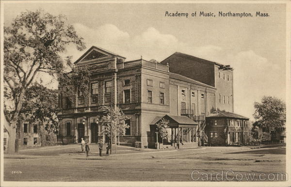 Academy of Music Northampton Massachusetts