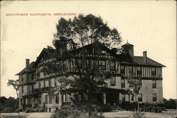 Kenilworth Sanitarium Illinois