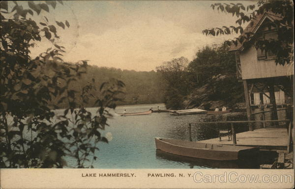 Lake Hammersly Pawling New York