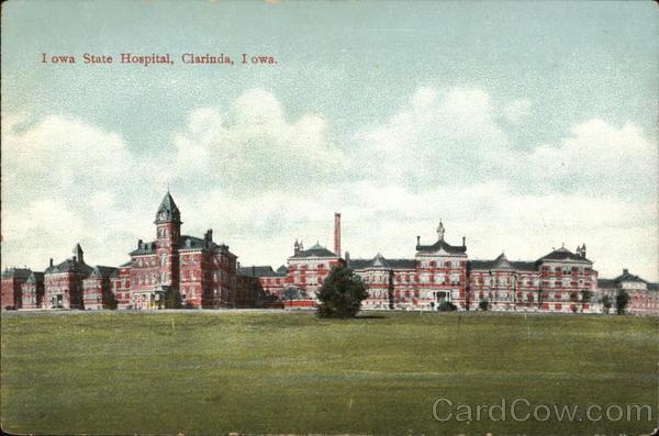 Iowa State Hospital Clarinda