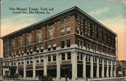 New Masonic Temple, Tenth and Locust Sts.