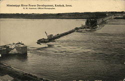 Mississippi River Power Development