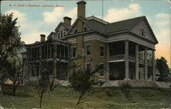 W. R. Stubb's Residence