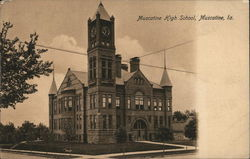 Muscatine High School