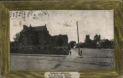 Public Library & Y.M.C.A. Bldg.