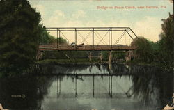 Bridge on Peace Creek