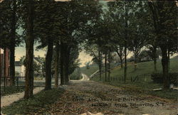 Circle Avenue showing Driveway to Knoll Acres