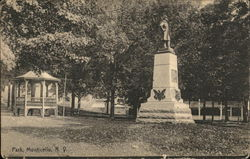 View of Park and Monument