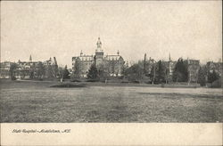 A view of State Hospital - Middletown, N.Y.