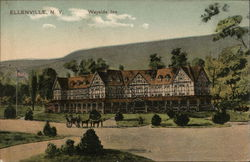 View of Wayside Inn