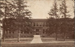 Hubbard Hall, Clarke School for the Deaf