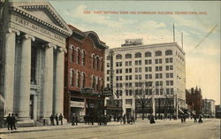 First National Bank and Stambaugh Building