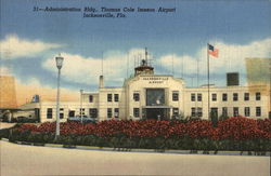Thomas Cole Imeson Airport - Administration Building