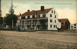 Ye Olde Tavern (Built 1760) Postcard