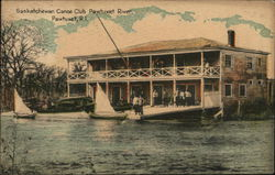 Saskatchewan Canoe Club, Pawtuxet River