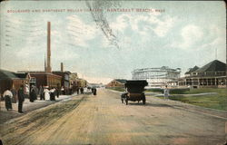Boulevard and Nantasket Roller Coaster