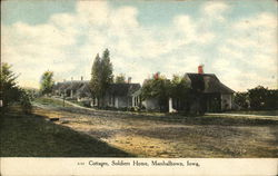 Cottages, Soldiers Home