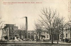 Front view, Borden's Condensed Milk Co. Plant