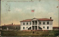 Colton Hall - First Capitol of California