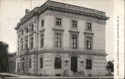 Post Office and Federal Court Circa 1910