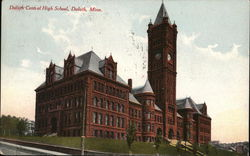 Duluth Central High School