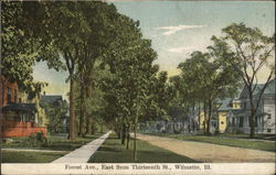 Forest Avenue East from Thirteenth Street