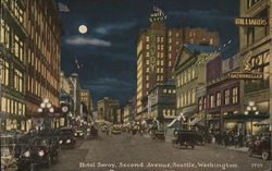 Hotel Savoy at Second Avenue