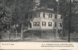 M.C. Andrews House