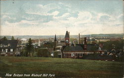 New Britain from Walnut Hill Park