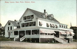 Relay House, Bass Point Postcard
