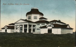Main Building of State Fair Grounds