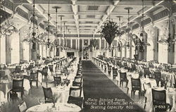 Hotel Del Monte - Main Dining Room
