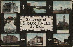 Greetings from Sioux Falls