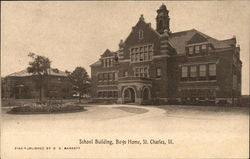 School Building, Boys Home