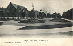Cottages, Boys Home