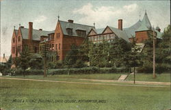 Music & Science Buildings at Smith College