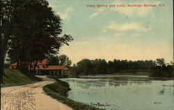Vichy Spring and Lake