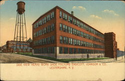 Endicott, Johnson & Co. - Heavy Work Shoe Factory, Lestershire