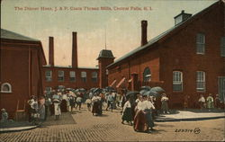 Dinner Hour, J. & P. Coats Thread Mills