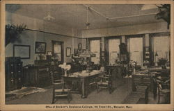 Office of Becker's Business College
