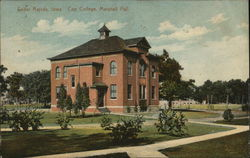 Coe College. Marshall Hall