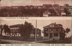 Views of Iowa State Teachers' College